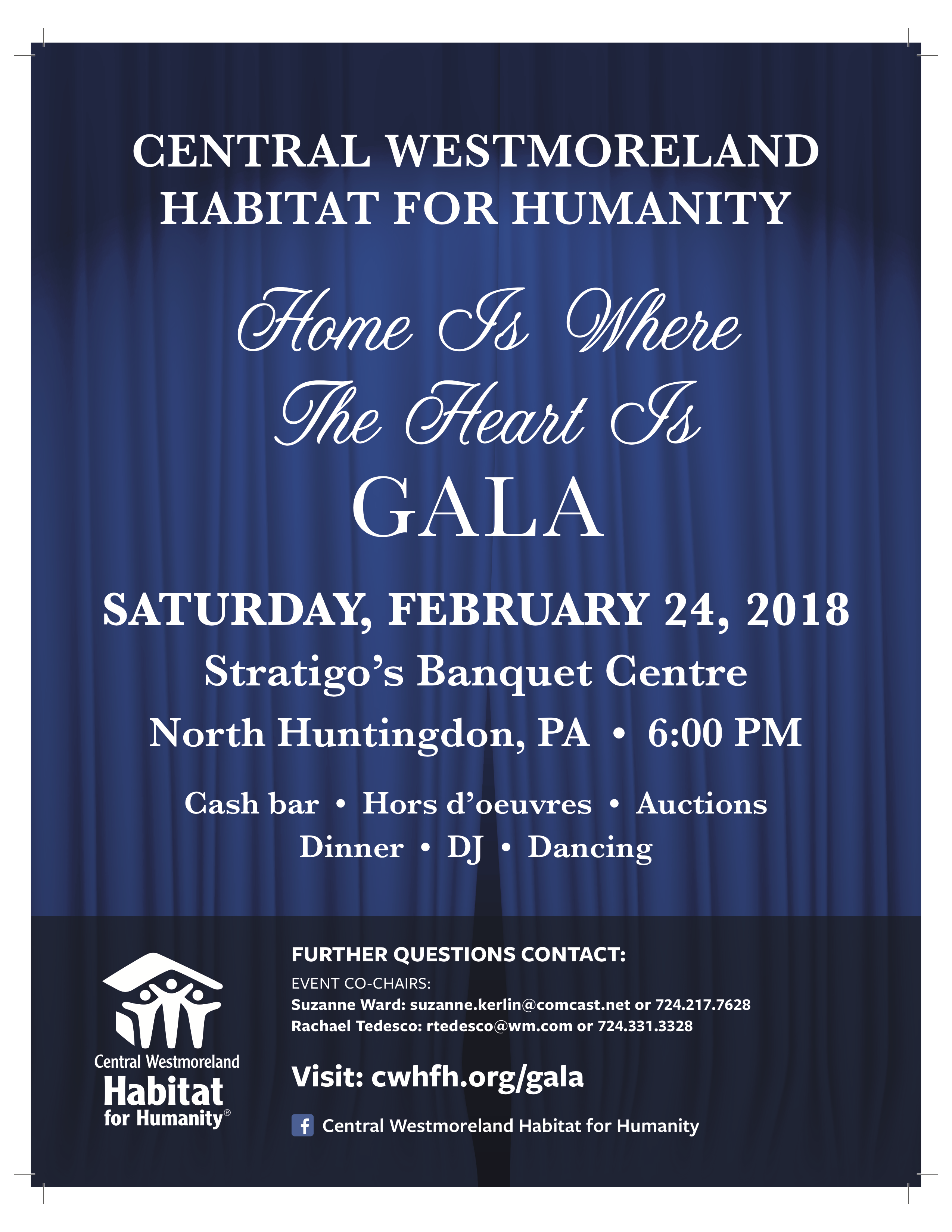 2018 Gala is announced